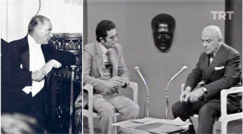 Atatürk'ü Birinci Dereceden Tanıkların Ağzından Öğrenebileceğiniz TRT Programları
