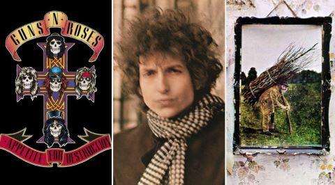 Tüm Zamanların En İyi Rock Albümleri
