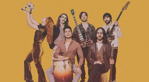 70'li Yılların Saykodelik Türk Rock Müziğini Birebir İcra Eden Hollandalı Grup: Altın Gün