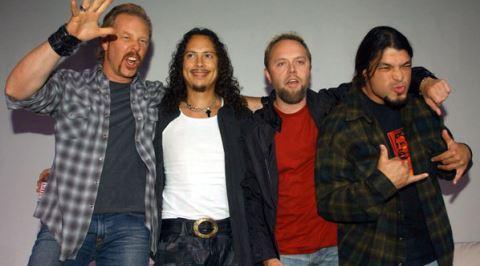 Metallica'nın, Pandemi Süresince YouTube Kanalından Ücretsiz Yayınladığı Konserler