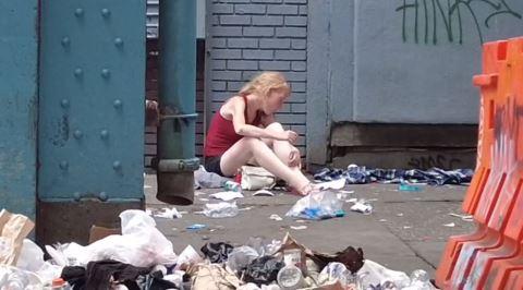 Philadephia Sokaklarında Onlarca Keşin Görüntülendiği Videonun Analizi