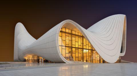 Ünlü Mimar Zaha Hadid'in Bu Dünyadan Olmadığının İspatı Niteliğinde Tasarladığı Yapıları