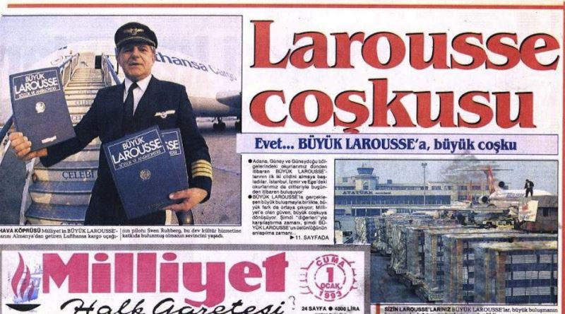 90'ların Başında Türk Gazeteleri Arasında Yaşanan Ansiklopedi Savaşları - Ekşi Şeyler