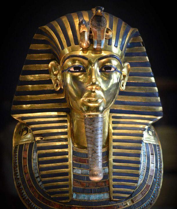 Antik Misir Donemi Firavunlarinin Iktidarlarini Anlatmak Icin
