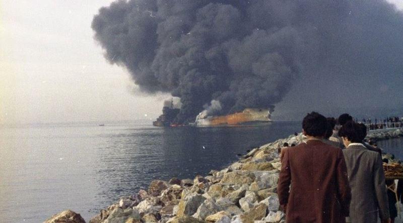 Boğaz'da 27 Gün Yanarak Hafızalardan Çıkmayan Independenta Tanker Kazası
