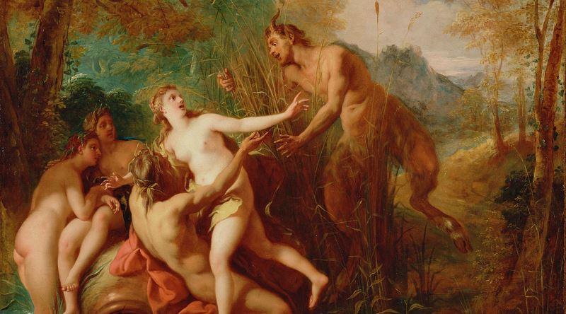 İnsanların Vasatlaşması Yüzünden Yavaş Yavaş Unutulmakta Olan Zevk ve Bereket Tanrısı: Pan - Ekşi Şeyler