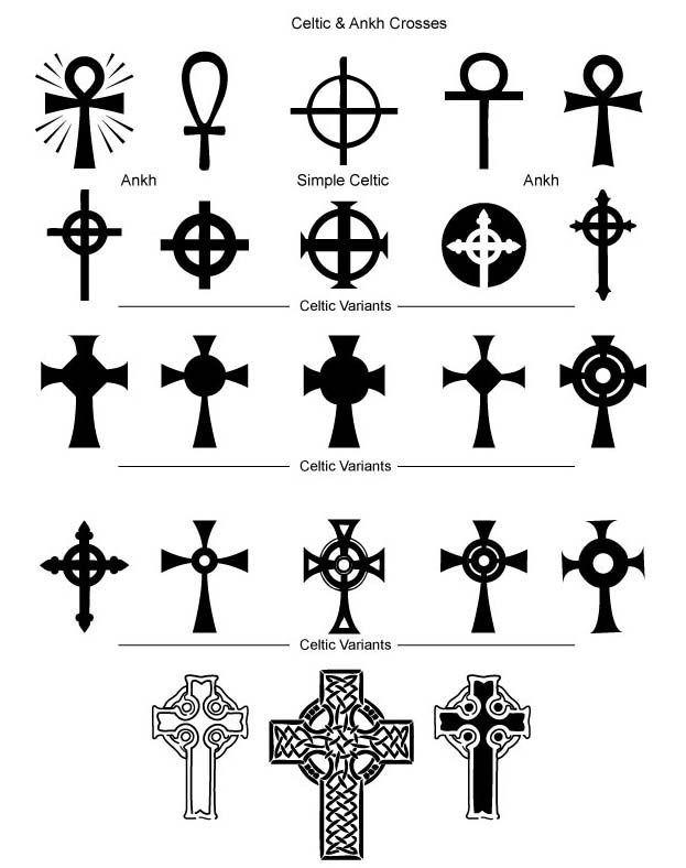 Hristiyanlığın Sembolü Haç Ve Daha Pek çok Simgenin Atası Olan