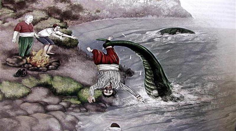 Yakın Tarihimizin En Çok Konuşulan Efsanevi Yaratığı: Van Gölü Canavarı