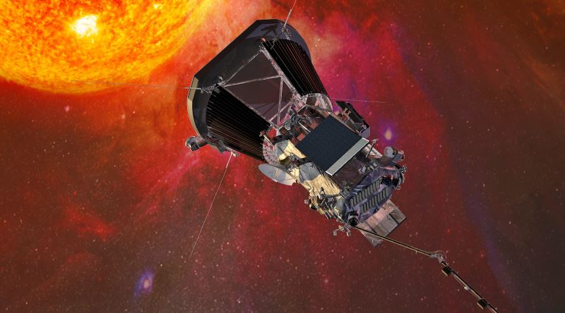 Nasa Nin Gunes I Inceleyecek Uzay Araci Parker Solar Probe Nasil