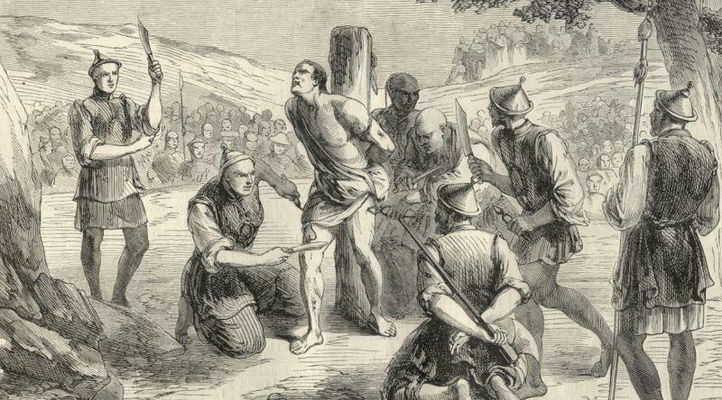 Çin'de Yaklaşık 1000 Yıl Boyunca Uygulanan Korkunç İdam Yöntemi: Lingchi