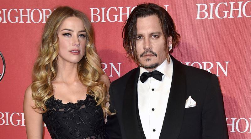 Johnny Depp ile Amber Heard ile ilgili görsel sonucu