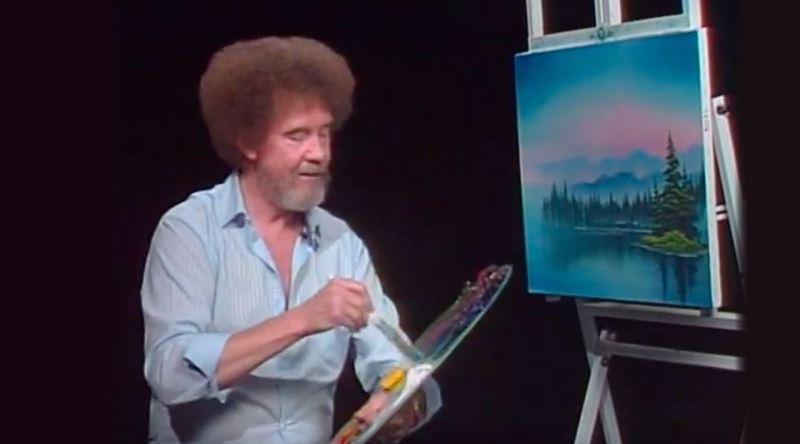 Ressam Bob Ross Hakkında Ilginç Bilgiler Ekşi şeyler