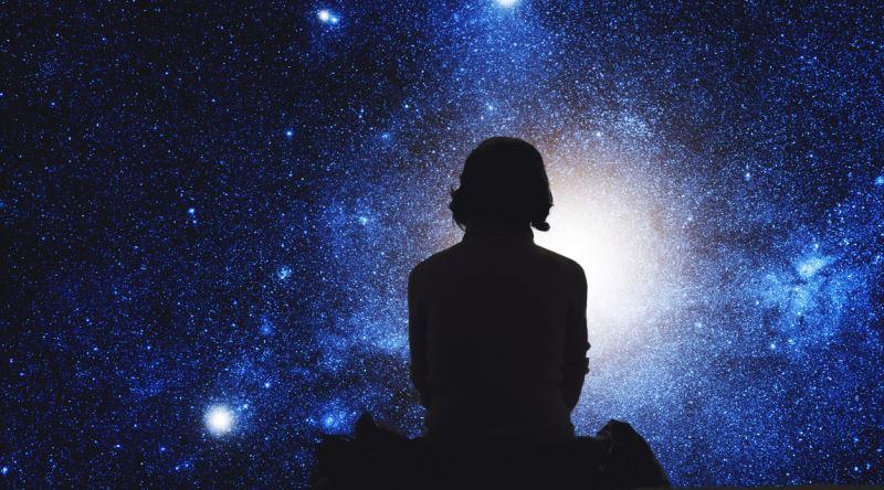 Dünya'dan Çıplak Gözle Bakınca Neden Ay ve Yıldızları Görüp ...