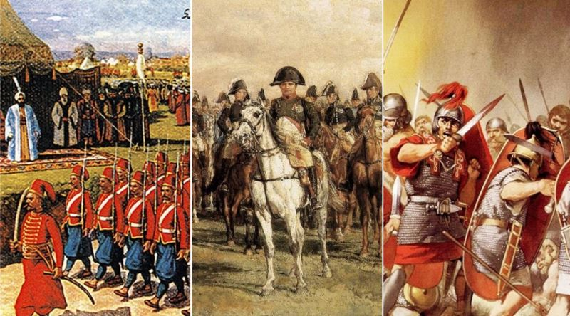 Dünyanın Gelmiş Geçmiş En Güçlü Ordusu Hangisidir?