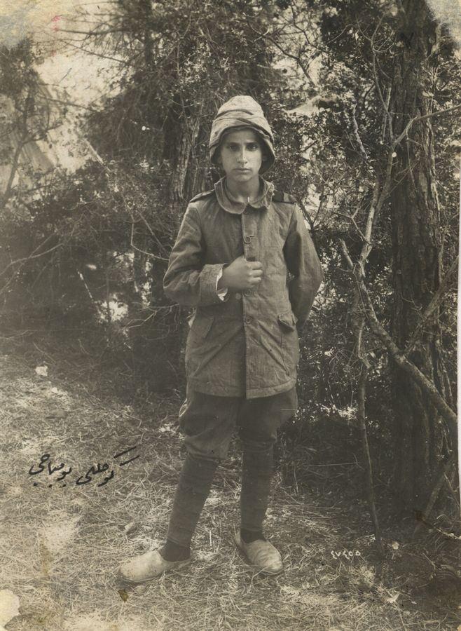 Gönüllü Bombacı.