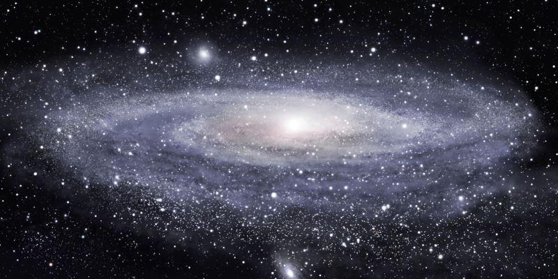 Samanyolu Galaksisinin Bugüne Kadar Gördüğümüz Fotoğraflarındaki ...