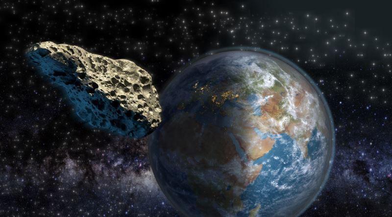 Dünya'ya Çarpması Olası Devasa Asteroid 1998 OR2…