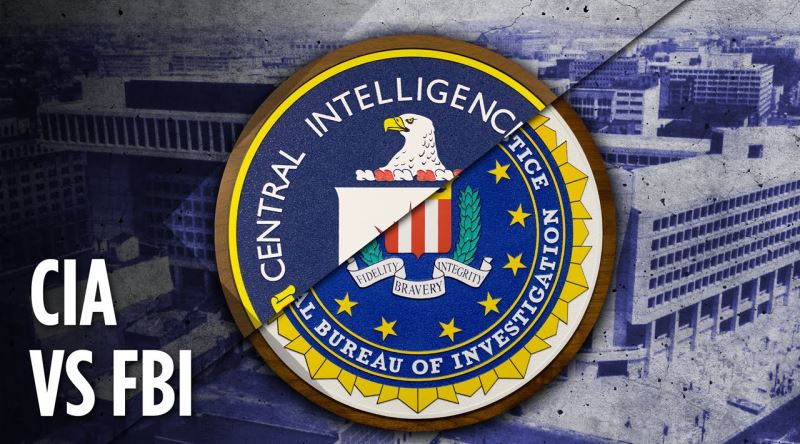 FBI ve CIA Arasındaki Fark Nedir? - Ekşi Şeyler