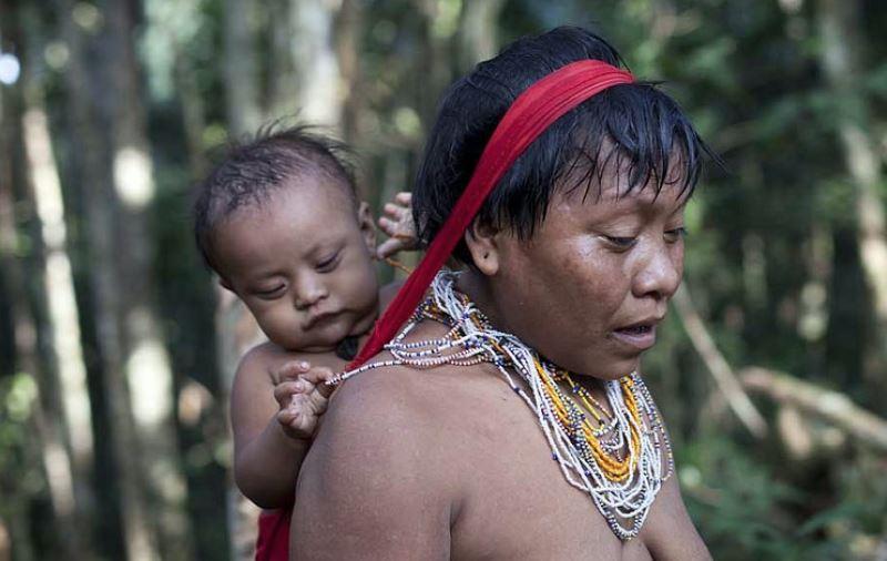 ilkel kabilelerde seks