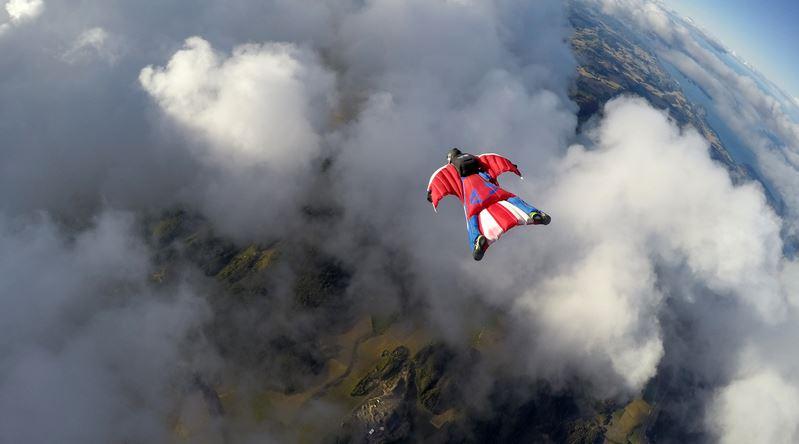 Dünyanın En Zevkli ve Bir O Kadar Riskli Sporu: Wingsuit Uçuşu
