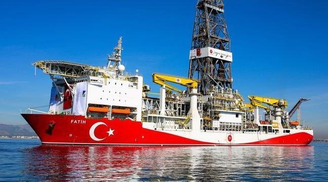 Türkiye İçin Bir İlk Olan Fatih Sondaj Gemisi Hakkında Bilgiler - Ekşi  Şeyler