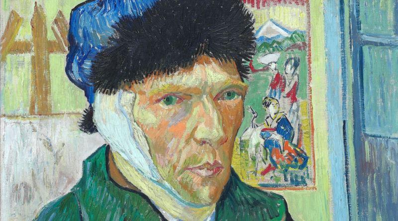Delilik-Dahilik ve Van Gogh'un Kulağını Kesmesi