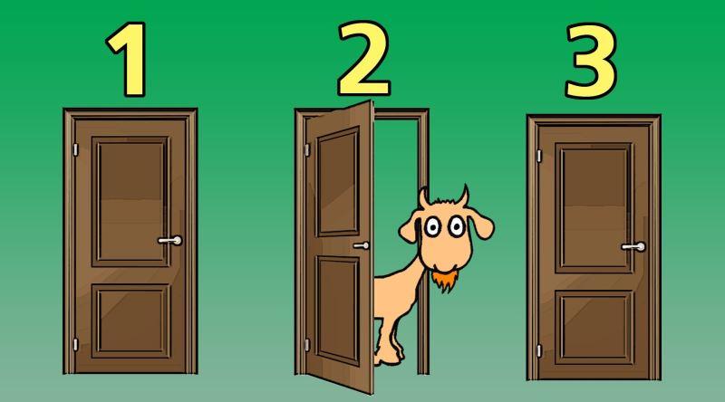 3 Kapı Arkasındaki Arabayı Bulabilecek Misin?: Monty Hall Problemi 1