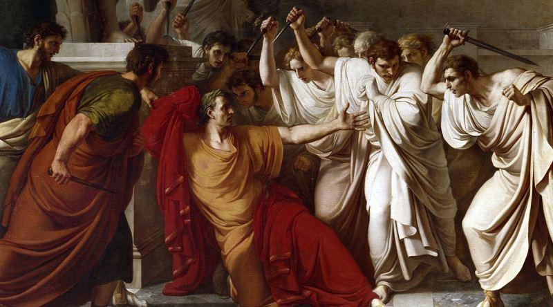 jül sezar ölüm