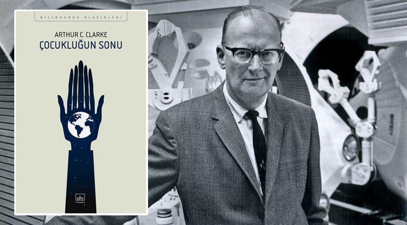 Arthur C. Clarke'ın Uzaylı İşgaline Bambaşka Bir Açıdan Baktığı Kitap: Çocukluğun  Sonu - Ekşi Şeyler